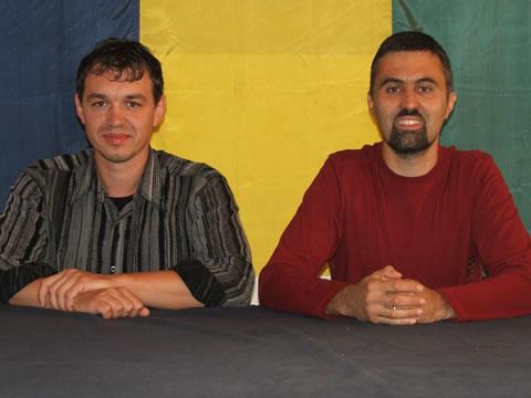 Ivan Marijanović i Nikola Čuvardić