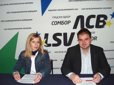 Romina Bilić i Dragan Nenadov