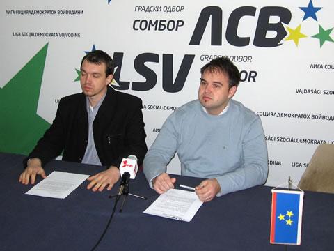 Ivan Marijanović i Dragan Nenadov