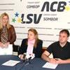 Romina Bilić, Nataša Terbec i Dragan Nenadov