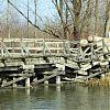 Most na kanalu DTD kod Bačkog Monoštora